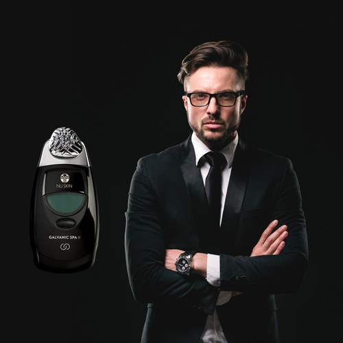 galvanic spa for men