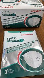 FFP2 auf Lager