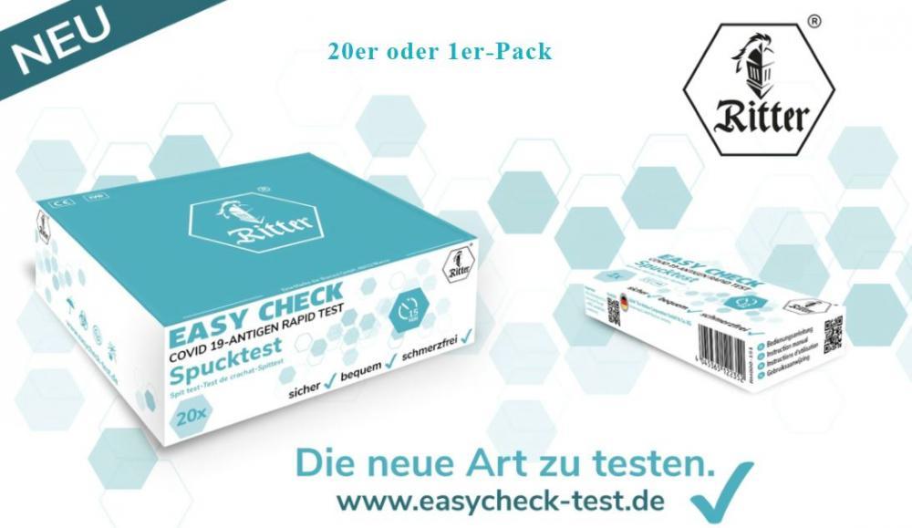 Ritter Easycheck Spucktest